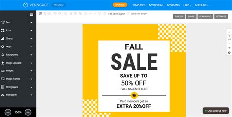 Online Coupon Maker Make Your Own Coupon Venngage Coupon Maker Template