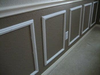 Make Your Own Wainscoting Pin By Fonda Brashier On Home Decor Ideas