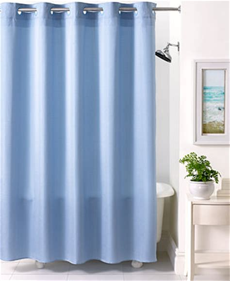 Shower Curtains Macy S by Closeout Martha Stewart Collection Textured Stripe