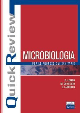 test microbiologia microbiologia per le professioni sanitarie