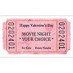 Free Valentines Printable Coupons Candy Bar Wrappers Cards 24 7 Moms Avery Coupon Template