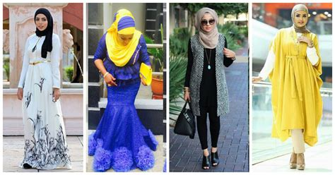 Beautiful Islamic Fashion With Hijab.   Amillionstyles.com