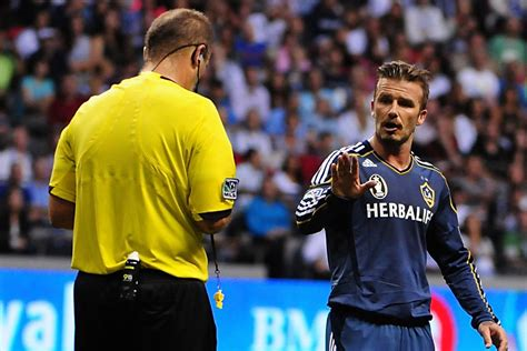 Beckham In No Thanks by We Don T Need No David Beckham Thanks For Everything Dave