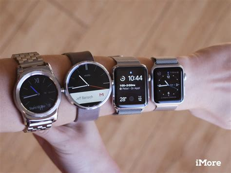 Apple Watch vs Android Wear: Why most smartwatches still suck for women   iPhone, iPad, iPod