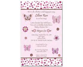 impressive purple baby shower invitations american like inexpensive baby 5138