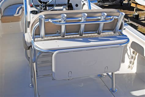 flats boat rod holders flats boat seating pictures to pin on pinterest pinsdaddy