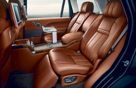 land rover inside 2016 land rover reveals appealing and exclusive range rover model
