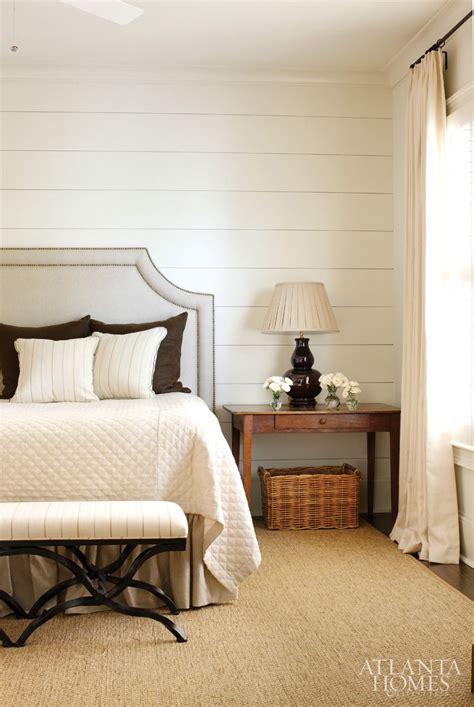 planked white walls house  designbuild