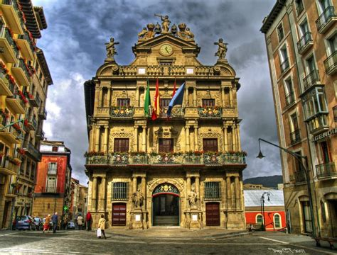 how to visit huarte city navarra in spain plona spain tourist destinations