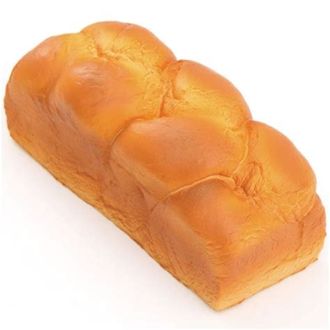 Bread Ibloom big light brown butter bread loaf scented squishy