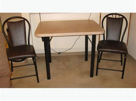 apartment size kitchen table 2 chairs central