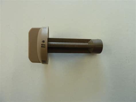 Wall Heater Knobs baxi brazilia 2 slimline 8s wall heater knob
