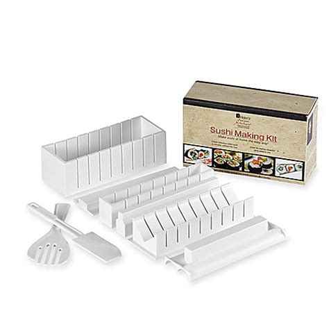 sushi making kit bed bath and beyond helen s asian kitchen 174 sushi making kit bed bath beyond