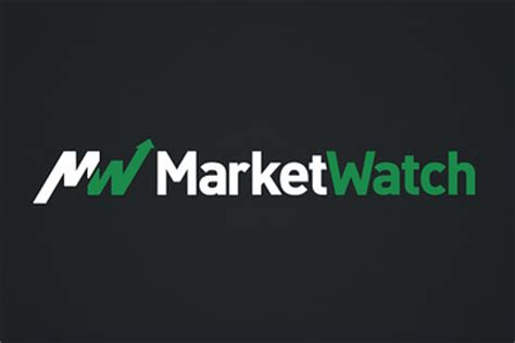 Marketwatch Economic Calendar Meet Marketwatch S New Logo Marketwatch
