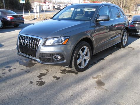 Audi Premium Plus Package by 2012 Audi Q5 3 2 Quattro Premium Plus Mmi Navigation Plus