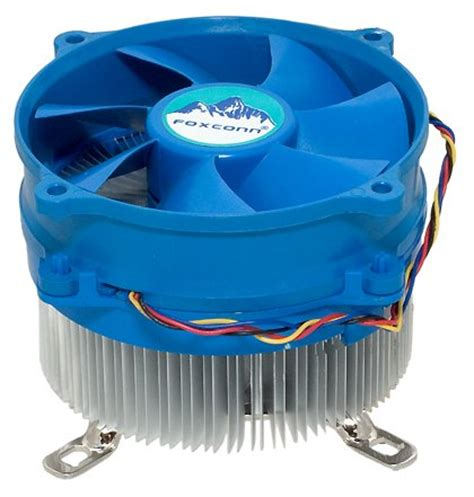 Cooling Fan Processo P4 Proscott Lga 776 shootout foxconn gigabyte and avc coolers for intel lga775 and amd socket 939