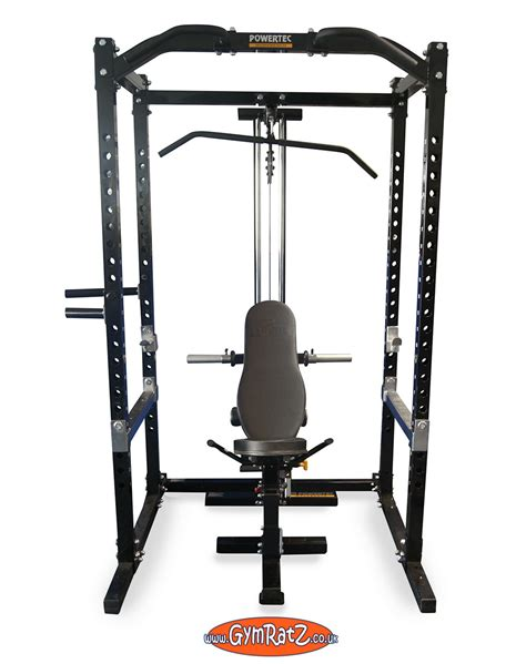 bench for power rack powertec power rack package power rack lat attachment