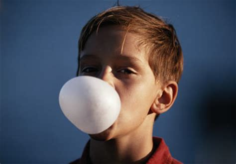 How Big Is The And Other Gum Questions by What Is Chewing Gum Made Of Howstuffworks