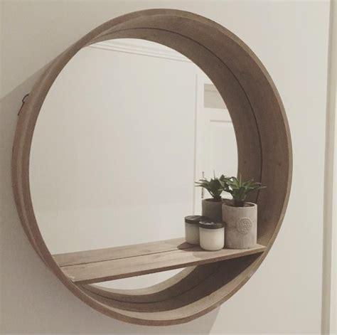 circular bathroom mirrors top 20 homewares at kmart round mirror with shelf rrp 29