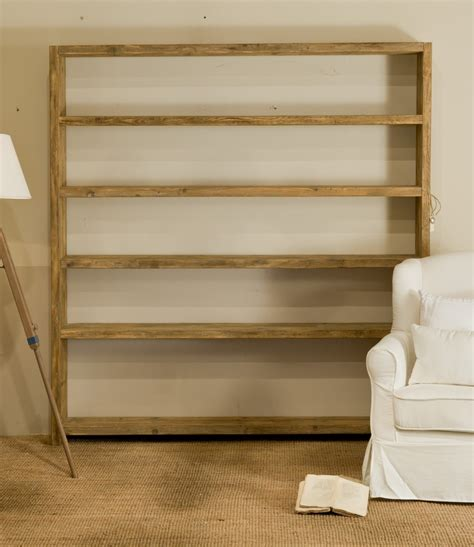 costruire scaffali in legno scaffale libreria in legno di recupero luxe lodge