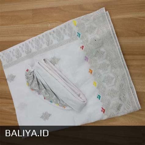 Udeng Katun Motif Songket udeng batik bali kebaya modern baliya id