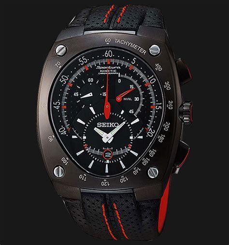 Jam Tangan Tissot Kinetik seiko sportura kinetic chronograph snl029p2 jamtangan