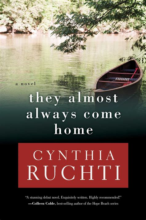 they almost always come home ebook by cynthia ruchti