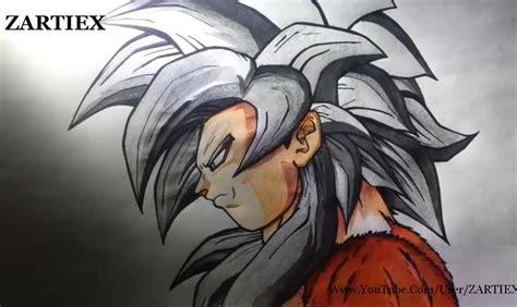 imagenes de goku fase 7 c 243 mo dibujar a goku dibujar a goku ssj4 taringa