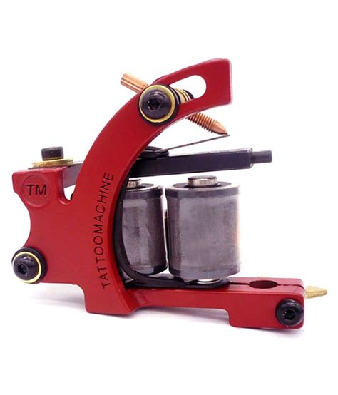 tattoo machine online india mumbai tattoo amc 259 coil tattoo machine red price in