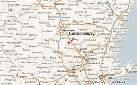 Londonderry, New Hampshire Location Guide