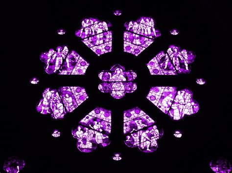 Stained Glass Purple purple church stained glass window 4 churches