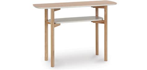 tavolo console tavolo console in legno di stile scandinavo