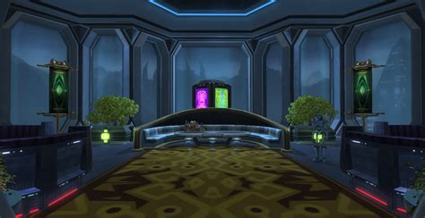 TOR Decorating   Faín's Galactic Stronghold   Jung Ma (SWTOR)