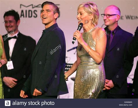 us actor george us actor george clooney 2 l actress sharon stone and
