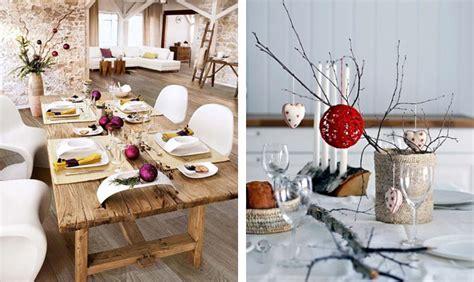 como decorar una mesa en navidad sencilla decorablog revista de decoraci 243 n