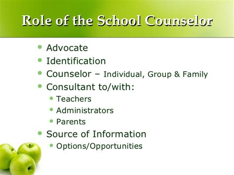 school counselor responsibilities why study gifted students counseling