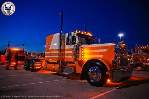peterbilt show trucks peterbilt custom 379