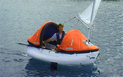homemade sail for inflatable boat portland pudgy reviews by owners dinghy