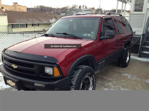 2 Door Blazer by 1995 Blazer 4x4 2 Door