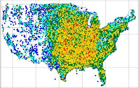usa tornado map tornado alley tornado facts and how they form