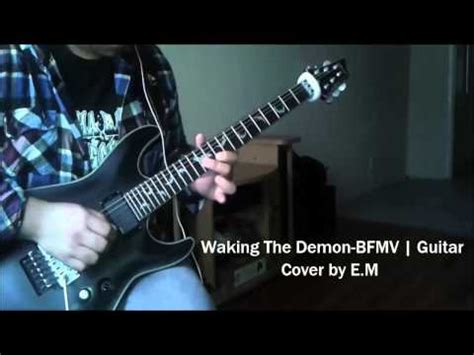 bullet for waking the guitar cover