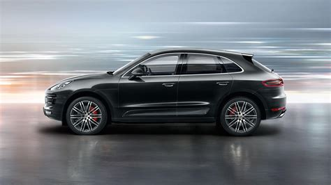 macan porsche 2017 2017 porsche macan turbo with performance package boasts