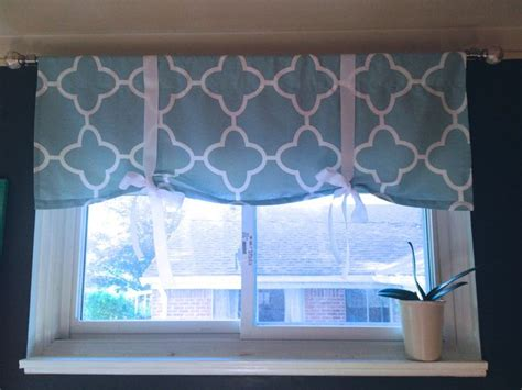 window curtains for office easy diy window valance for the office www sypsie