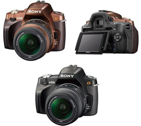 Kamera Digital Sony Dslr A230 c 226 meras dslr a380 dslr a330 e dslr a230 da sony chic