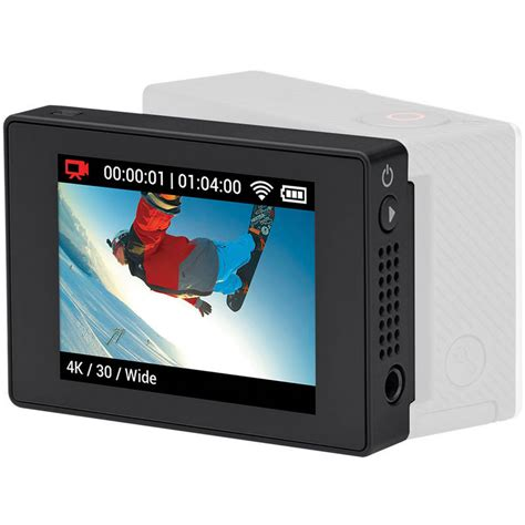 Lcd Gopro 4 gopro pantalla lcd touch bacpac pccomponentes