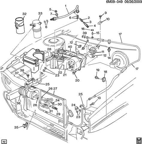 2000 cadillac seville radiator 2000 free engine image
