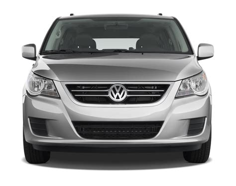 volkswagen van front volkswagen routan reviews research new used models