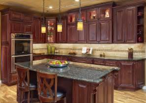kitchen backsplash ideas with cherry cabinets apps