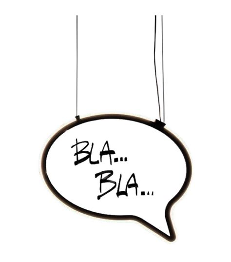 Bla Bla Bla bla bla mogg suspension l milia shop