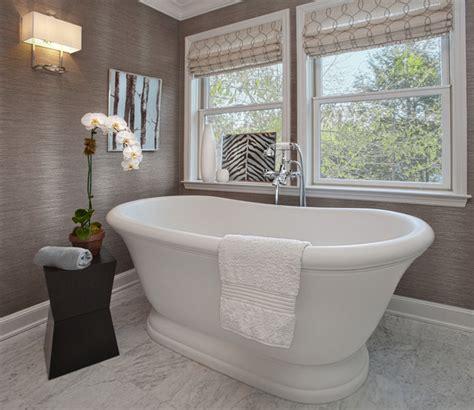 bathtub new york westchester master bath transitional bathroom new